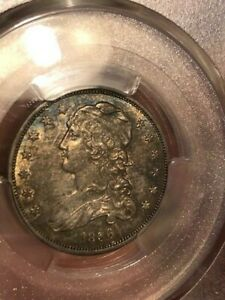 1836 Capped Bust Quarter Browning 1  PCGS MS-63 Lists for $11,000
