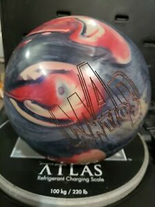 COLUMBIA 300 MAD ANTICS HYBRID ASYMMETRIC 15lbs BOWLING BALL