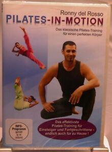 PILATES In-Motion + DVD + Fitness Training zu Hause für einen perfekten Körper