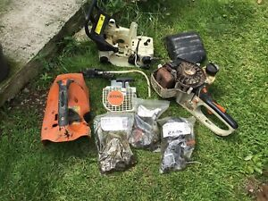 Various Job Lot of Stihl Parts