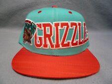 Adidas Vancouver Grizzlies Team Jersey Mesh BRAND NEW Snapback hat cap Memphis