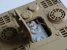CMK 1/35 King Tiger Maybach HL230 P30 Tank Engine and Compartment (Tamiya) 3064