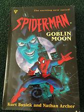 Spider-Man Goblin Moon by Kurt Busiek & Nathan Archer (1999, Marvel Hardcover)