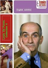 Louis De Funes. Franch. Collection 4. DVD: 1 (English subtitles) PAL or NTSC