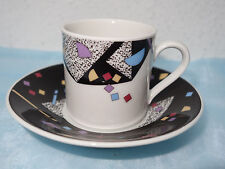 Espressotasse Mokkatasse, Eschenbach Living Colours 222 Espressogedeck 2 tlg.