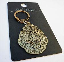 Harry Potter Schlüsselanhänger Hogwarts Wappen Metall Key Chain Schmuck Primark