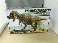 Tamiya 1/35 Dinosaur World Series No.02 Tyrannosaurus Scene Set Plastic Model 60