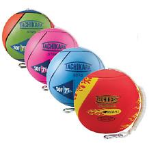 Teatherball by Tachikara Super soft Rubber: Fireball, Hot Pink, Blue, or Multi