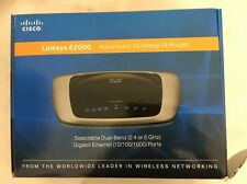 Linksys E2000 Advanced Wireless-N Router by Cisco