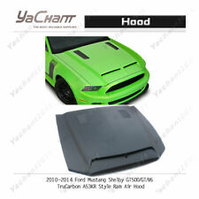 New Ford Mustang Shelby 2008 2009 GT500KR GT500 KR hood prop rod receiver plate