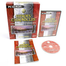 Heroes Chronicles: Conquest of the Underworld for PC CD-ROM in Big Box, 2000