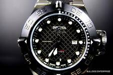 Invicta Subaqua Noma IV Swiss Made Automatic SW200 Black Watch New 6529  LE