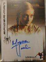 Mageina Tovah Autograph Card Spiderman 3 Rittenhouse 2007