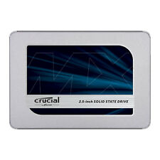 """Crucial MX500 500GB 2.5"""" SATA SSD/Solid State Drive,Read 560MB/s, Write 510MB/s"""