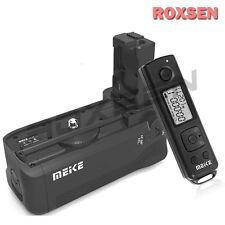 Meike 2.4GHz wireless remote + Battery Grip for Sony NEX A7 A7R A7S VG-C1EM