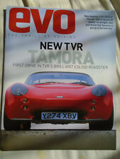 TVR Tamora Evo road test reprint brochure Jun 2001