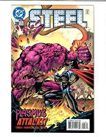 STEEL #28 JUL 1996 DC COMIC.#101538D*11