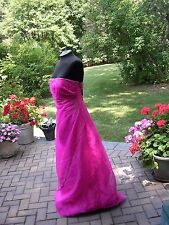 PROM QUEEN ZOMBIE COSTUME  WALKING CORPSE ZOMBIE WOMENS COSTUME SM/MED