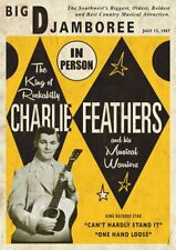 Charlie Feathers Rockabilly Print / Poster A3 suitable for framing