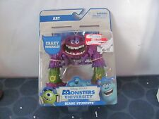 Monster Inc Monsters University Scare Students Art figure MOC