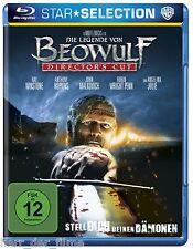 DIE LEGENDE VON BEOWULF, Director's Cut (Blu-ray Disc) NEU+OVP