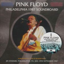 PINK FLOYD - PHILADELPHIA 1987 SOUNDBOARD