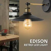 Retro Vintage Edison LED Soft Filament Light Bulbs E27 ST64 A60 G95 decor Lamp T