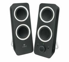 LOGITECH Z200 Multimedia 2.0 PC Speakers - Currys