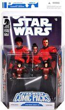 Star Wars Comic Packs 2009 Antares Draco & Ganner Krieg Action Figure 2-Pack #6
