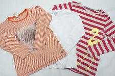 3 Stück SET Eat Ants by Sanetta Lupilu Tom Tailor Langarmshirts Shirts Gr. 116