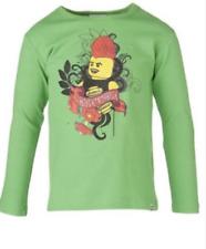 LEGO WEAR - cooles Shirt  TRISTAN in grün *K30*~NEU Gr 110  3342mä