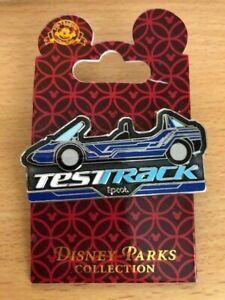 WDW - New Test Track Car Pin 94099