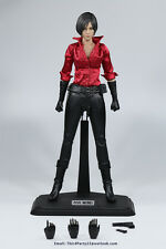 1/6 CUSTOM Ada Wong Figure Resident Evil 6 Leon Wesker Redfield Toys Hot USA