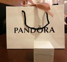 GENUINE PANDORA GIFT BAG & SMALL GIFT BOX