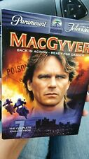 MacGyver: The Complete Final Season 7 [4 Discs] (Dvd Used Very Good)