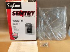 New Sig Com Sentry ST-BKP01 Backplate Kit