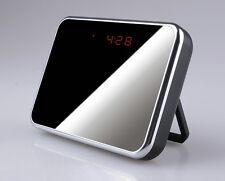 Spy Clock Alarm Security Hidden Camera DVR Motion Detector Recorder Camcorder