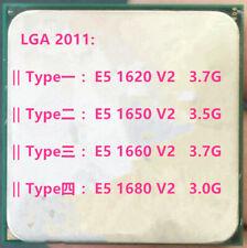Intel Xeon E5-1620 V2 E5-1650 V2 E5-1660 V2 E5-1680 V2  LGA 2011 CPU
