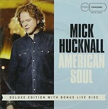 Mick Hucknall - American Soul (Deluxe) [CD]