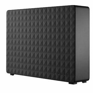 Seagate 4TB Expansion Desktop Hard Drive STEB4000300 (Free Delivery)
