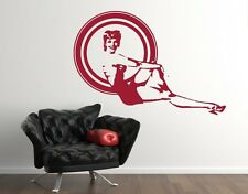 Pin Up Girl - Highest Quality Wall Decal Stickers