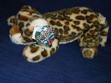 Rainforest Cafe Toys plush BABY LEOPARD Cat