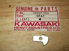 NOS Kawasaki KM100 KH125 KD100 KE100 G5B Throttle Valve Spring Seat 16007-020