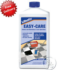 Lithofin EASY CARE Stone/Slate/Marble & Victorian/Quarry Floor Tile Cleaner