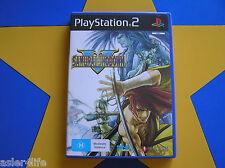 SAMURAI SHODOWN V - PLAYSTATION 2 - PS2