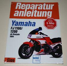 Reparaturanleitung Yamaha FJ 1100 / 1200 ab Baujahr 1984