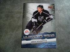 11-12 UD ULTIMATE TEAM INSERT CARD #2 DREW DOUGHTY