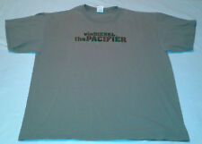 Vin Diesel The Pacifier Promo Graphic Tshirt Size XL Disney
