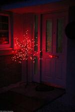 Alberi di Natale rosso senza marca