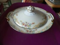 Noritake M round covered serving bowl 1 available